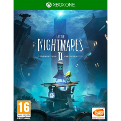 LITTLE NIGHTMARES II DAY ONE EDITION-XBOX ONE