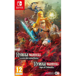 HYRULE WARRIORS: LA ERA DEL CATACLISMO-SWITCH