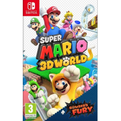 SUPER MARIO 3D WORLD + BOWSER'S FURY-SWITCH