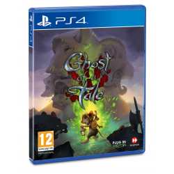 GHOST OF A TALE COLLECTOR EDITION-PS4