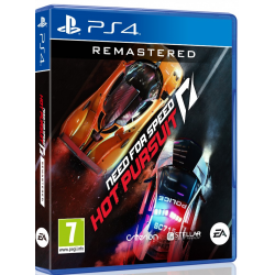 NEED FOR SPEED HOT PURSUIT REMASTERED-PS4