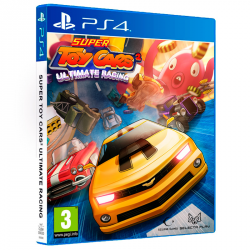 SUPER TOY CARS 2 ULTIMATE RACING-PS4