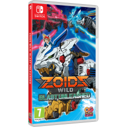 ZOIDS WILD BLAST UNLEASHED-SWITCH