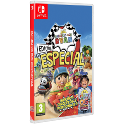 CARRERAS CON RYAN EDICIÓN ESPECIAL-SWITCH