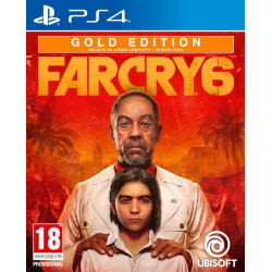 FAR CRY 6 GOLD-PS4