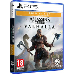 ASSASSIN'S CREED VALHALLA GOLD-PS5