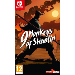 9 MONKEYS OF SHAOLIN-SWITCH
