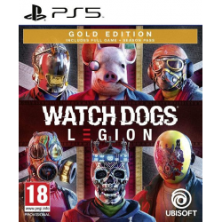 WATCH DOGS LEGION GOLD-PS5