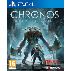 CHRONOS BEFORE THE ASHES-PS4