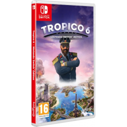 TROPICO 6 NINTENDO SWITCH EDITION-SWITCH