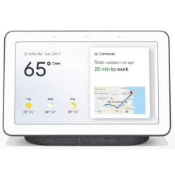 GOOGLE NEST HUB CARBON