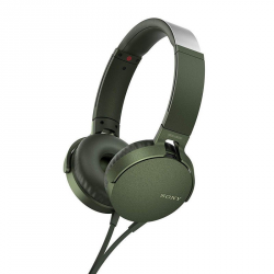 SONY AURICULARES VERDES MDRXB550 EXTRA BASS™