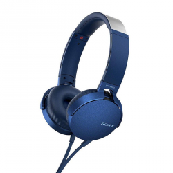 SONY AURICULARES AZULES MDRXB550 EXTRA BASS™