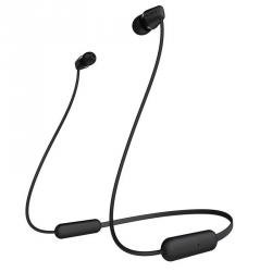 SONY WI-C200 AURICULARES BLUETOOTH NEGROS