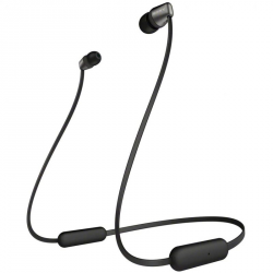 SONY WI-C310 AURICULARES BLUETOOTH NEGROS