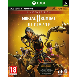 MORTAL KOMBAT 11 LIMITED EDITION -XBOX ONE
