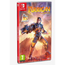 TURRICAN FLASHBACK-SWITCH