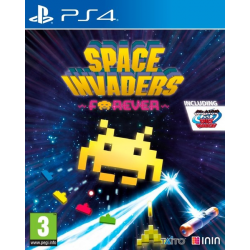 SPACE INVADERS FOREVER-PS4