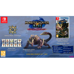 MONSTER HUNTER RISE EDICIÓN COLECCIONISTA-SWITCH