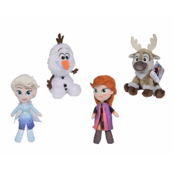 PELUCHE FROZEN 2 SURTIDO 20 CM EN DISPLAY