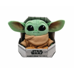THE CHILD BABY YODA EN CAJA/CUNA 25 CM