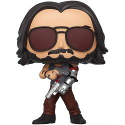 FIG POP CYBERPUNK 2077 JOHNNY SILVERHEAD 2