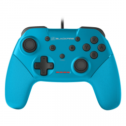 SWITCH BLACKFIRE WIRED NEON BLUE CONTROLLER ARDISTEL