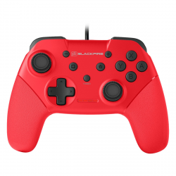 SWITCH BLACKFIRE WIRED NEON RED CONTROLLER ARDISTEL