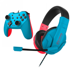 SWITCH BLACKFIRE NEON PACK HEADSET + MANDO ARDISTEL