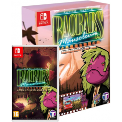 BAOBABS MAUSOLEUM: GRINDHOUSE EDITION-SWITCH