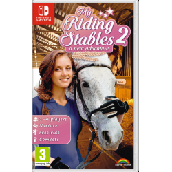 MY RIDING STABLES 2: A NEW ADVENTURE-SWITCH