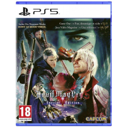 DEVIL MAY CRY 5 SPECIAL EDITION-PS5
