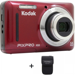 KODAK X-53 + CASE RED