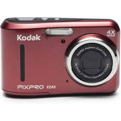 KODAK FZ43 RED