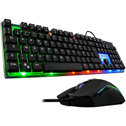 THE G-LAB COMBO-ZINC/SP COMBO KEYBOARD-MOUSE