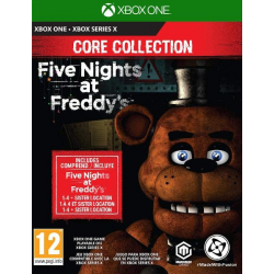 FIVE NIGHTS AT FREDDY´S CORE COLLECTION-XBOX SERIES X