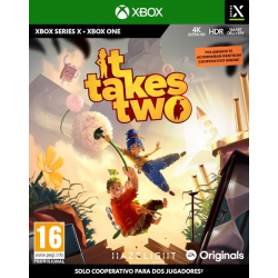 IT TAKES TWO-XBOX ONE