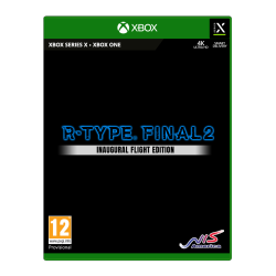 R-TYPE FINAL 2 INAUGURAL FLIGHT EDITION-XBOX ONE