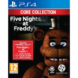 FIVE NIGHTS AT FREDDY´S CORE COLLECTION-PS4