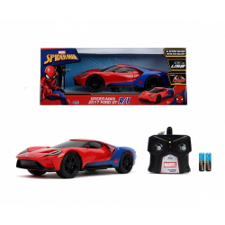 RC 1:16 SPIDERMAN 2017 FORD GT