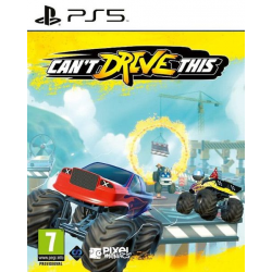 CAN´T DRIVE THIS-PS5