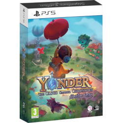 YONDER: THE CLOUD CATCHER CHRONICLES  SIGNATURE EDITION-PS5