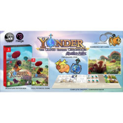 YONDER: THE CLOUD CATCHER CHRONICLES  SIGNATURE EDITION-SWITCH