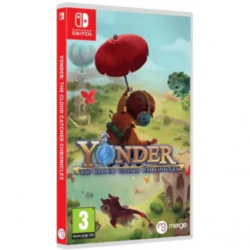 YONDER: THE CLOUD CATCHER CHRONICLES-SWITCH