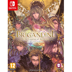 BRIGANDINE: THE LEGEND OF RUNERSIA - COLLECTOR'S EDITION-SWITCH