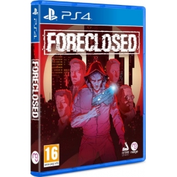 FORECLOSED-PS4