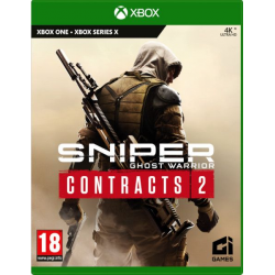 SNIPER GHOST WARRIOR CONTRACTS 2  -XBOX ONE