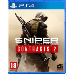 SNIPER GHOST WARRIOR CONTRACTS 2 -PS4