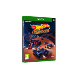 HOT WHEELS UNLEASHED-XBOX SERIES