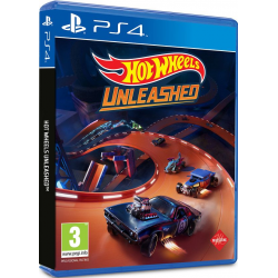 HOT WHEELS UNLEASHED-PS4